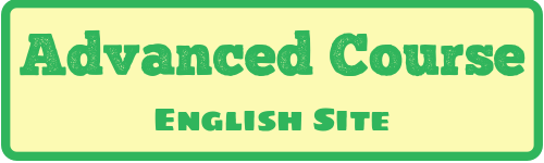 Advanced Course English site